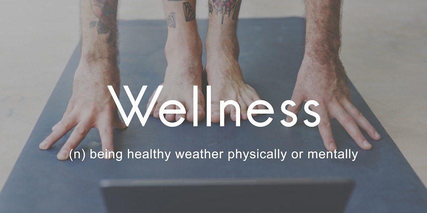 Wellness as a noun