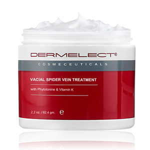 Dermelect Cosmeceuticals' Vacial Spider Vein Treatment