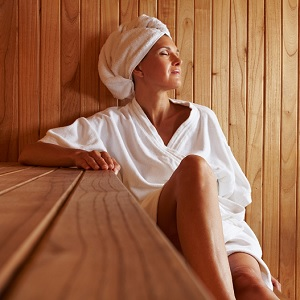 St. Paul Spa Beats the Cold With Infrared Saunas