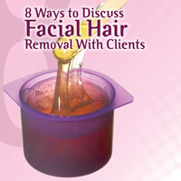facial wax