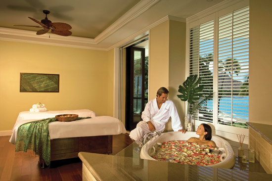 Moana Lani Spa Couples' Treatments